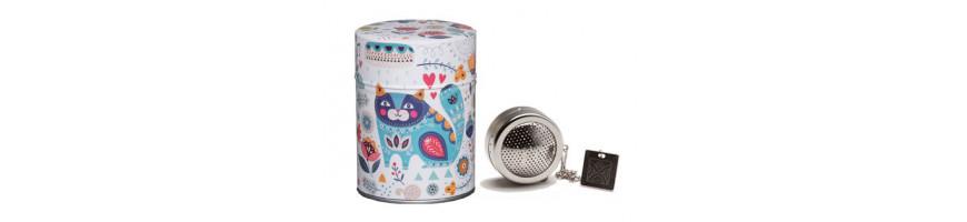 Vente en ligne d'accessoires pour la préparation du thé