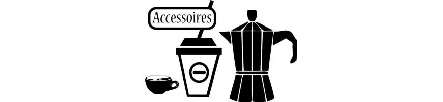 Vente en ligne d'accessoires pour la préparation du café