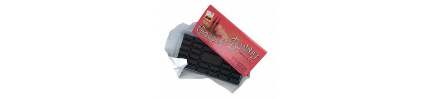 Vente de chocolat en tablettes en ligne