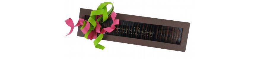 Vente de coffrets de chocolats en ligne