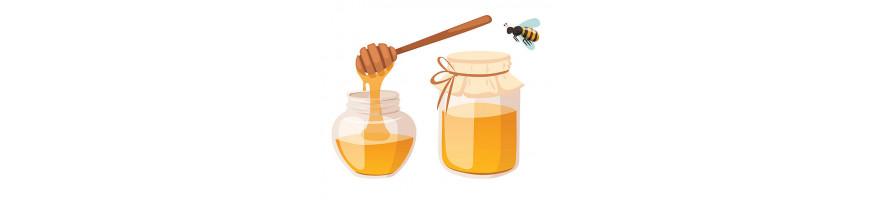 Vente de miels en ligne