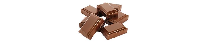 Vente de chocolat au lait en tablette en ligne