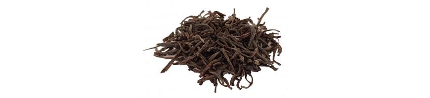 Vente de thés noirs d'origine en ligne