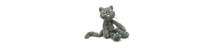 Peluches Animaux Domestiques