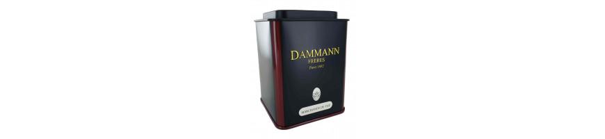 Vente de thés noirs parfumés en boite en ligne